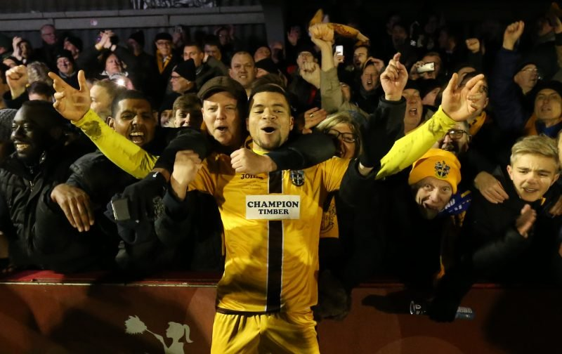 Non-league Lincoln, Sutton advance while Christian Benteke rallies Palace