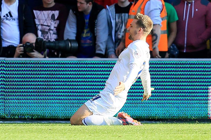 Leeds fans react to Charlie Taylor offer
