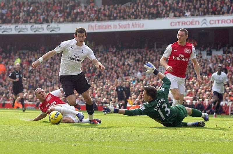 Top 5: Arsenal v Spurs Premier League North London Derbies
