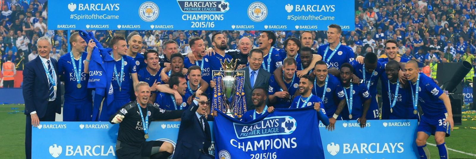 3 things we learnt from Leicester City's 2015/16 season
