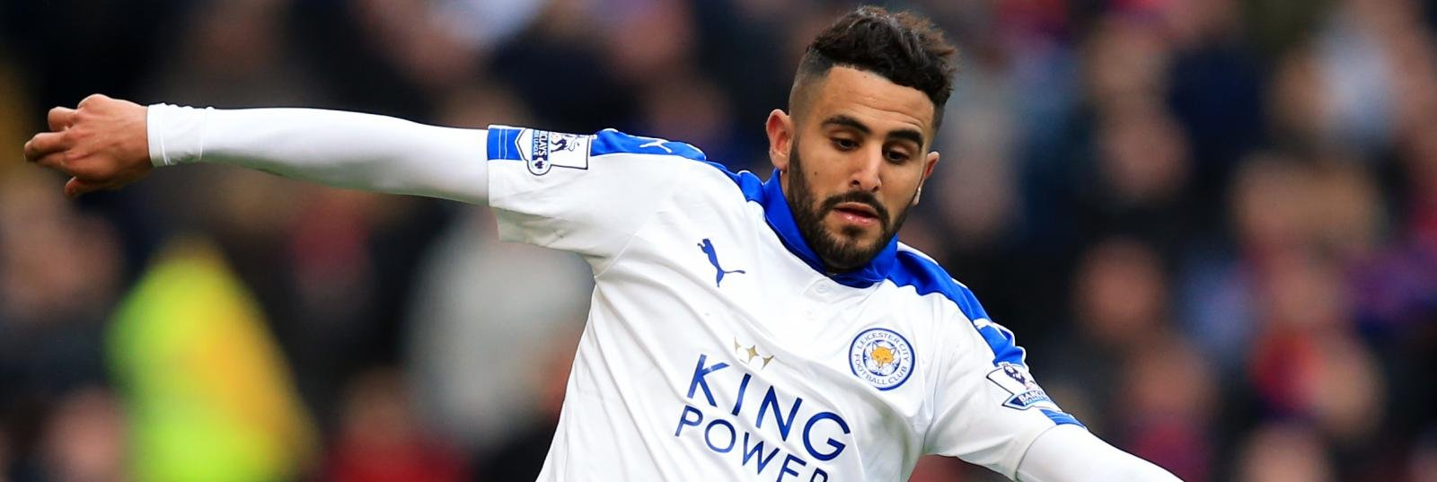 Premier League Head-to-Head: Riyad Mahrez (Leicester City ...