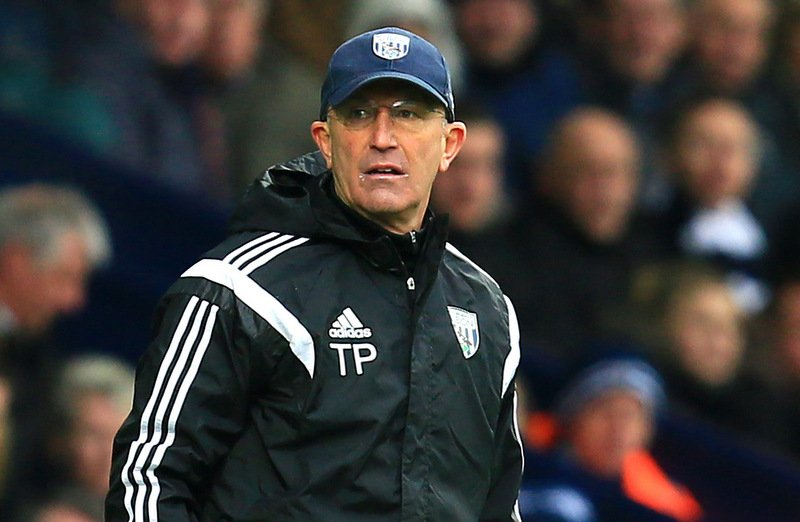 Tony Pulis finally has a West Brom XI he has total faith in