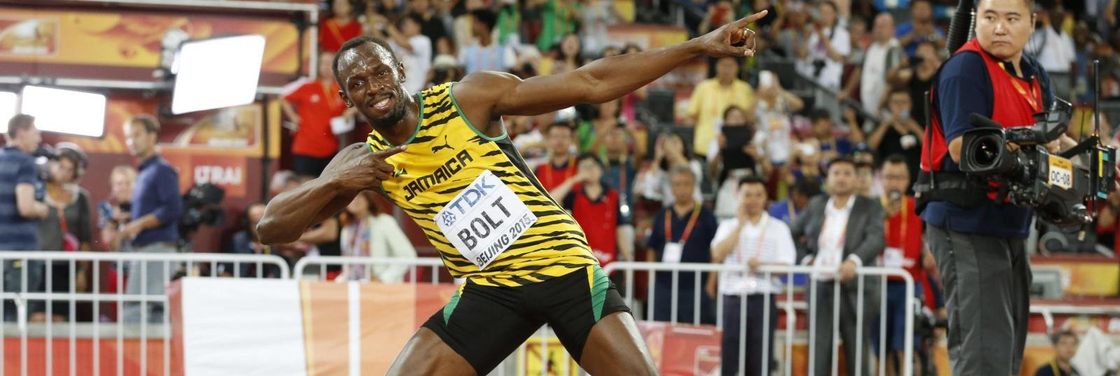 World's fastest man has high hopes for Manchester United career