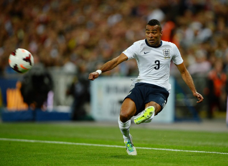 6th September 2013 - FIFA 2014 World Cup Qualifying (Group H) - England v Moldova - Ashley Cole of England - Photo: Marc Atkins / Offside.