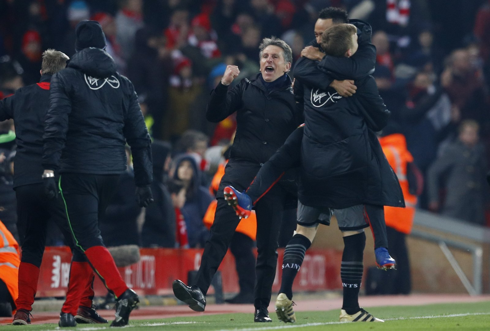 Liverpool's top four hopes in jeopardy after draw with Southampton