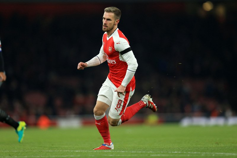 What has happened to Arsenal's Aaron Ramsey? | Shoot