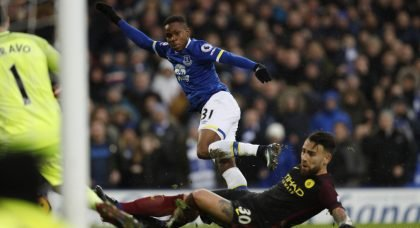 Everton 4-0 Manchester City: Toffees trounce City