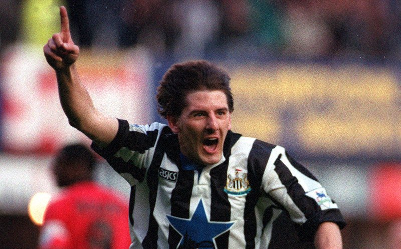 Newcastle United legend Peter Beardsley's Career in Pictures