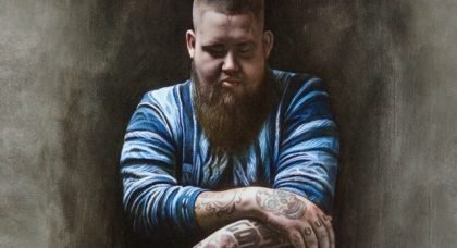 COMPETITION HAS ENDED: Rag'n'Bone Man's debut studio album 'Human'!