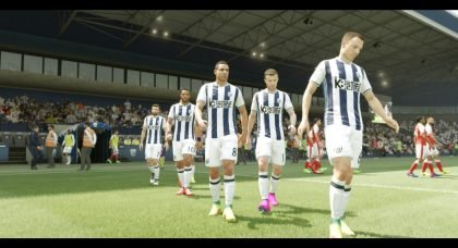 FIFA 17 Predicts: West Brom v Arsenal