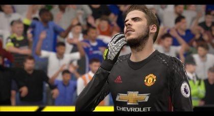 FIFA 17 Predicts: Chelsea v Manchester United