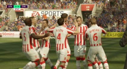 FIFA 17 Predicts: Stoke City v Chelsea