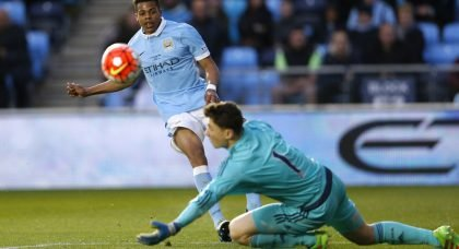 Who is going to become Manchester City's next youth graduate gem?