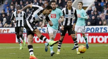 Newcastle striker Aleksandar Mitrovic hints at summer departure