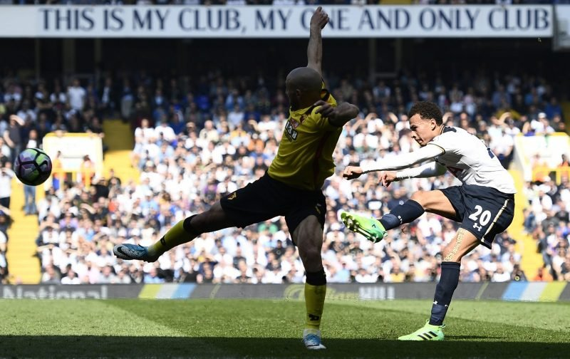 Merciless Tottenham maul Watford 4-0 to keep pace with Chelsea class=