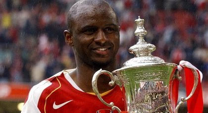 Arsenal legend Patrick Vieira interested in becoming future Gunners boss