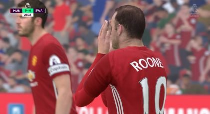 FIFA 17 Predicts: Manchester United v Swansea City