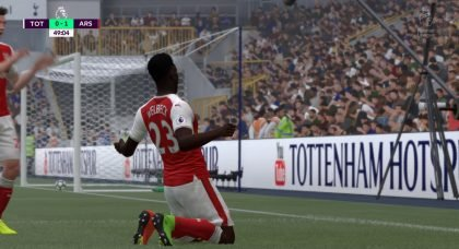FIFA 17 Predicts: Tottenham v Arsenal