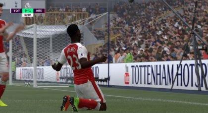 FIFA 17 Predicts: Tottenham v Arsenal