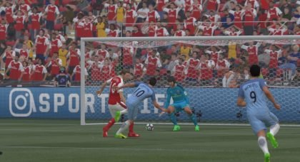 FIFA 17 Predicts: Arsenal v Manchester City