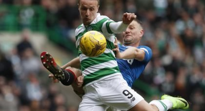 Newcastle and West Brom eyeing up move for Celtic striker Leigh Griffiths