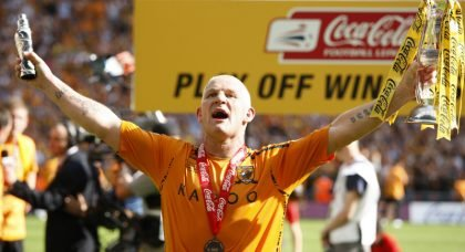 Club Heroes: Hull City's Dean Windass