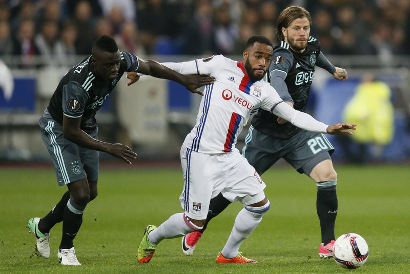 Lacazette NOT free for Arsenal despite Lyon striker buy