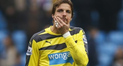 Anderlecht eyeing up deal for Newcastle goalkeeper Tim Krul