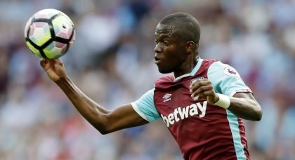 Porto considering summer move for West Ham flop Enner Valencia