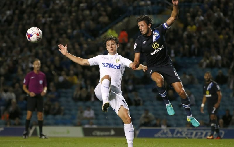 Leeds striker Marcus Antonsson to fight for place despite transfer interest