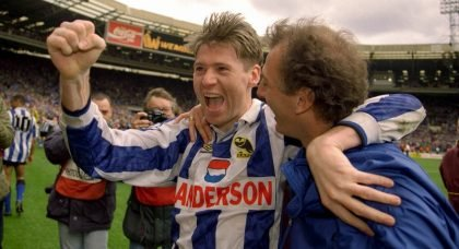 Club Heroes: Sheffield Wednesday's Chris Waddle