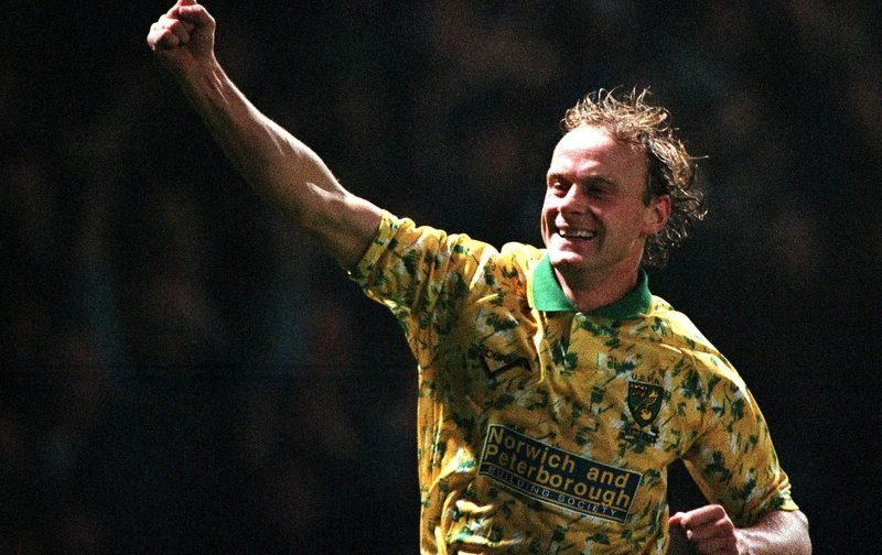 Club Heroes: Norwich City's Jeremy Goss