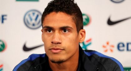 Real Madrid's Raphael Varane puts Manchester United on red alert as he considers his future