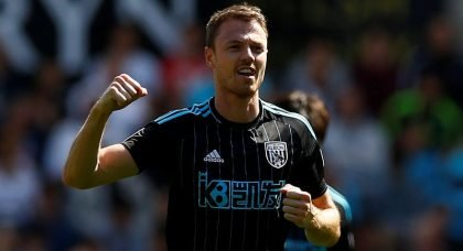 Manchester City need to stump up £30m to land West Brom defender Jonny Evans