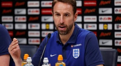 EXCLUSIVE: Gareth Southgate, 'I hardly sleep at all as England manager!'