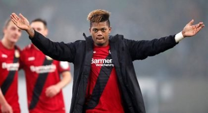 Arsenal in pole position to sign Manchester United and Chelsea target Leon Bailey
