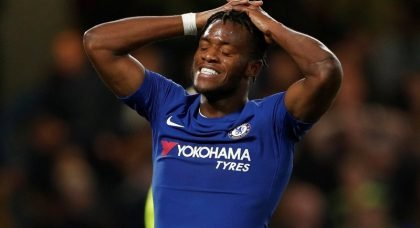 Tottenham show late interest in Chelsea striker Michy Batshuayi