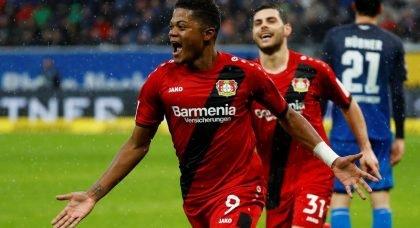 Liverpool manager Jurgen Klopp eyeing mega-money move for Bayer Leverkusen's £100m winger Leon Bailey