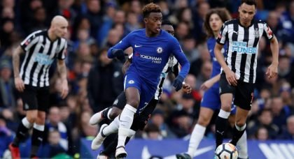SHOOT for the Stars: Chelsea's Callum Hudson-Odoi