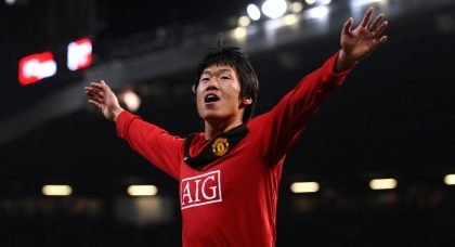 Where are they now? Former Manchester United midfielder Park Ji-Sung