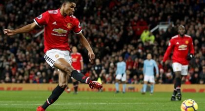 Manchester United striker Marcus Rashford has been named the 'dream' signing by Barcelona