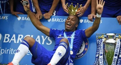 Career in Pictures: Chelsea legend Didier Drogba