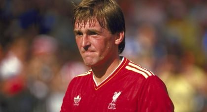 Club Heroes: Liverpool's Kenny Dalglish