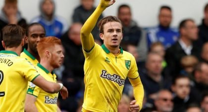 Norwich City demanding £25m for Liverpool, Manchester City, Tottenham and Everton target James Maddison