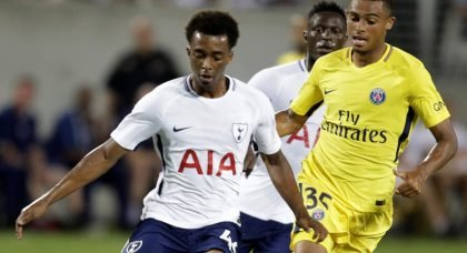 SHOOT for the Stars: Tottenham Hotspur's Tashan Oakley-Boothe