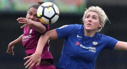 Five Chelsea Ladies stars shortlisted for Women's PFA Player of the Year 2018
