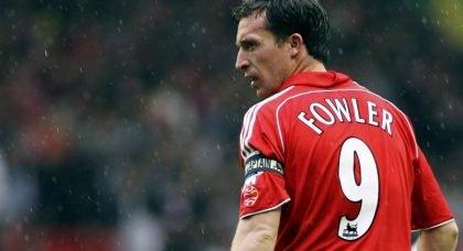 Club Heroes: Liverpool's Robbie Fowler