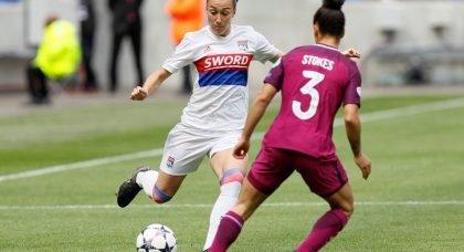 Girl's Got Skills: Lyon's Lucy Bronze