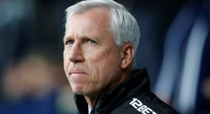 Relegation-threatened West Bromwich Albion part company with manager Alan Pardew