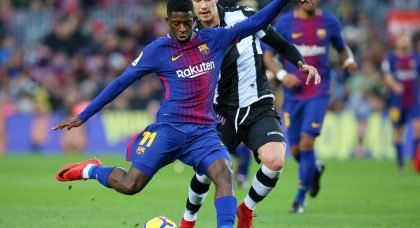Liverpool tempted to sign unwanted Barcelona star Ousmane Dembele